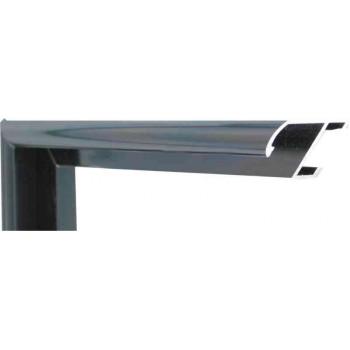 Алюминиевый багет оружейный металл 905-20