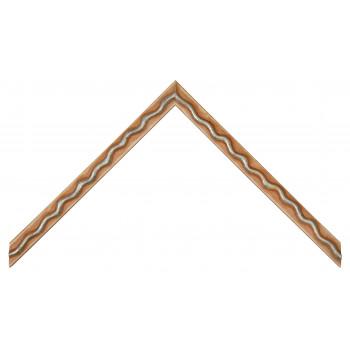 Деревянный багет Терракотовый 064.34.070