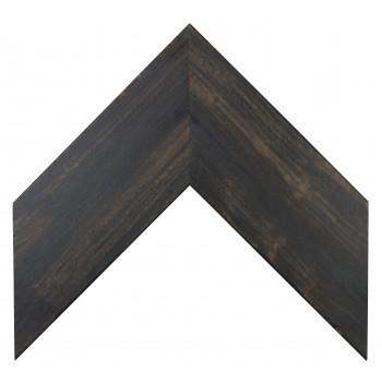 Деревянный багет Черный 12893086