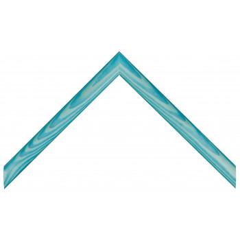 Деревянный багет Сине-зеленый 175.24.016
