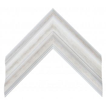 Деревянный багет Белый 210.93.286