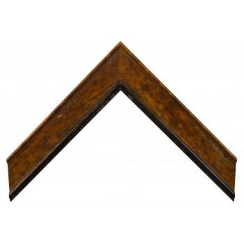 Деревянный багет Коричневый 22643090