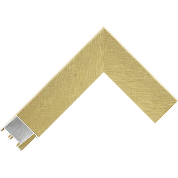 Алюминиевый багет золото 28-х14