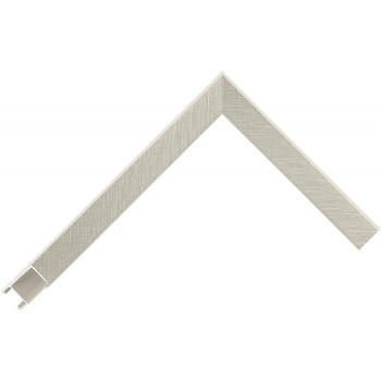 Алюминиевый багет олово 29-х23