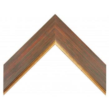 Деревянный багет Коричневый 319.33.267