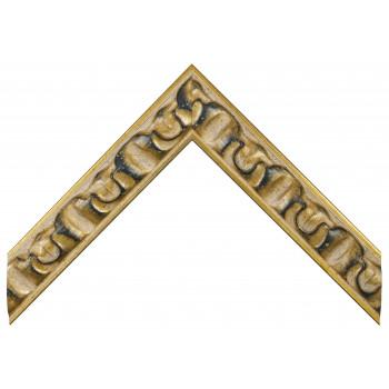 Деревянный багет Золото 348.81.073