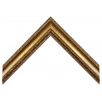 Пластиковый багет Золото 807-176