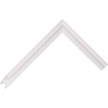 Алюминиевый багет белый 85-31