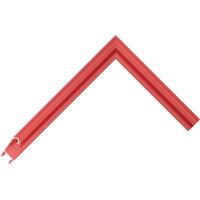 Алюминиевый багет красный 86-101