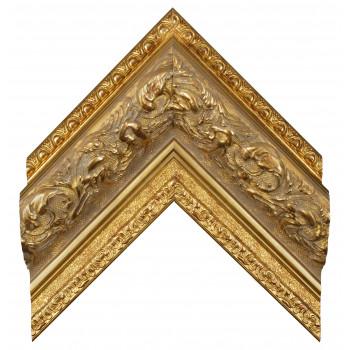 Пластиковый багет Золото 947-954