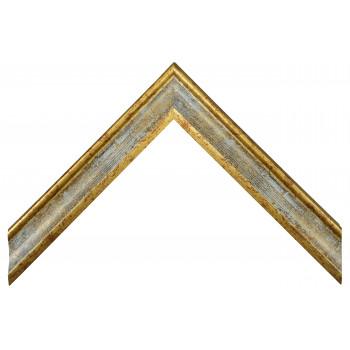Деревянный багет Серый 068.44.051