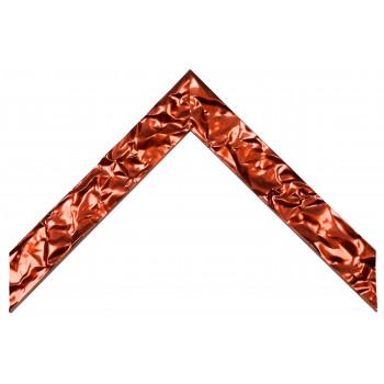 Деревянный багет Красный глянцевый 083.24.316