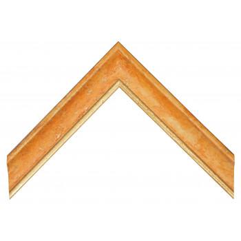 Деревянный багет Оранжевый 089.64.010