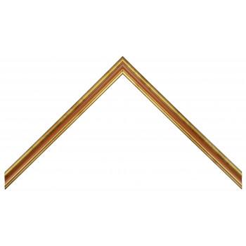 Деревянный багет Красный 115.21.046