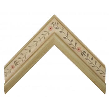 Деревянный багет Бежевый 11663341
