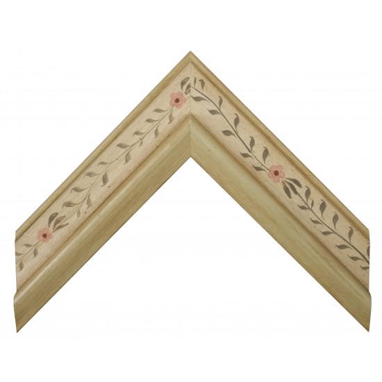 Деревянный багет Бежевый 11663341 в интернет-магазине ROSESTAR фото