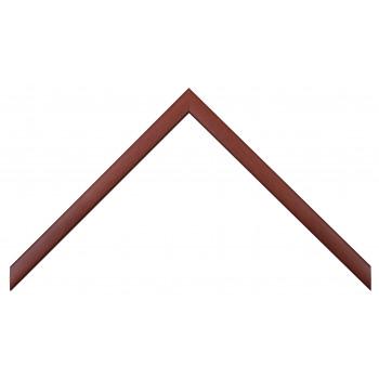 Деревянный багет Бордовый 127.31.039