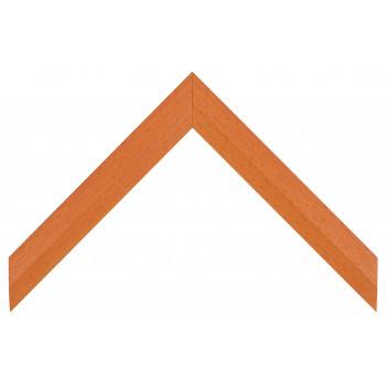 Деревянный багет Оранжевый 129.23.100
