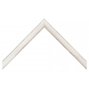 Деревянный багет Белый 135.83.058