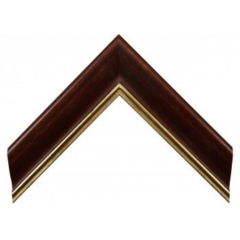Деревянный багет Коричневый 13553253