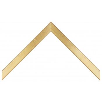 Деревянный багет Золото 148.41.031