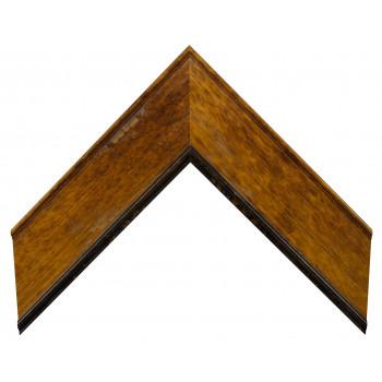 Деревянный багет Коричневый 22663090
