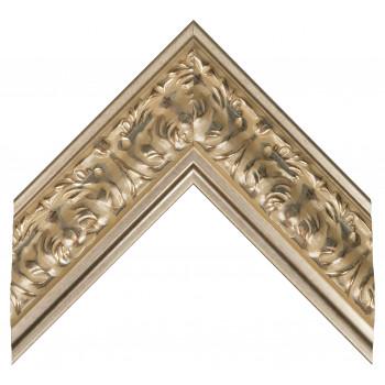 Пластиковый багет Серебро 252-1224