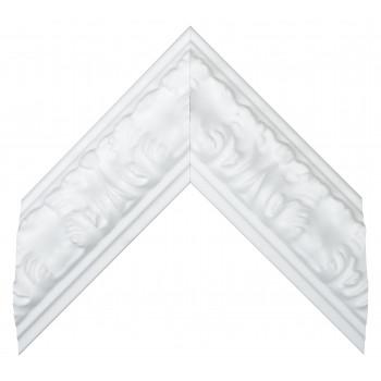Деревянный багет Белый 275.63.009