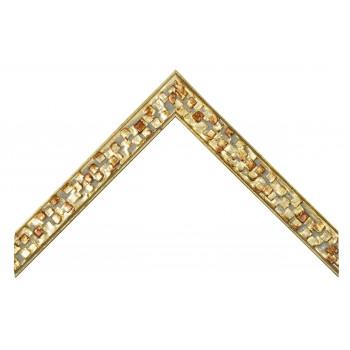 Деревянный багет Золото 281.61.043
