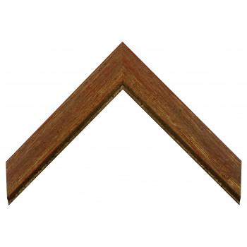 Деревянный багет Бордовый 309.33.046