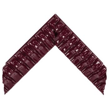 Деревянный багет Бордовый 338.64.346