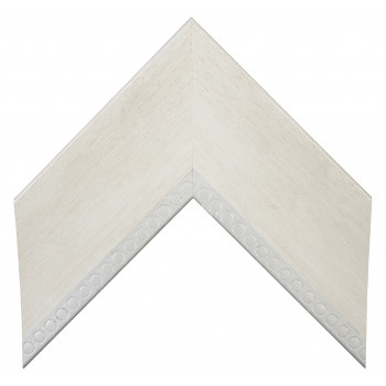 Деревянный багет Белый 389.43.058