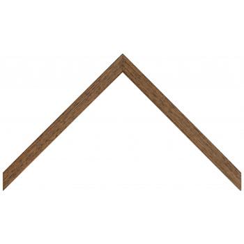 Деревянный багет Венге, коричневый 549.15.981
