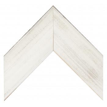 Деревянный багет Белый 800.91.058