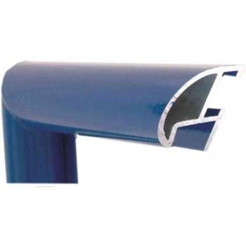 Алюминиевый багет синий 87-103