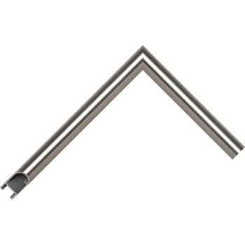 Алюминиевый багет оружейный металл 89-20