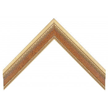Деревянный багет Коричневый A/0098P/7004