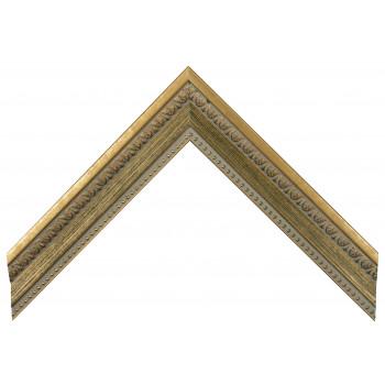 Деревянный багет Зеленый А-В426404