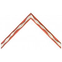 Деревянный багет Красный 065.34.070