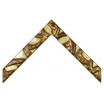 Деревянный багет Золото 066.44.043