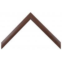 Деревянный багет Темно-коричневый 127.43.067