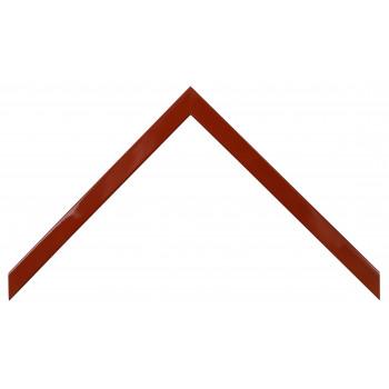 Деревянный багет Бордовый 148.31.046