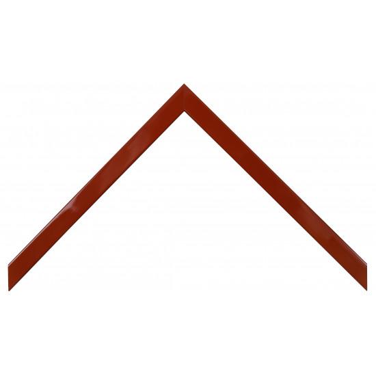 Деревянный багет Бордовый 148.31.046 в интернет-магазине ROSESTAR фото