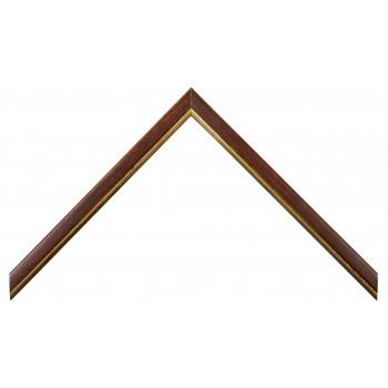 Деревянный багет Коричневый 15123053