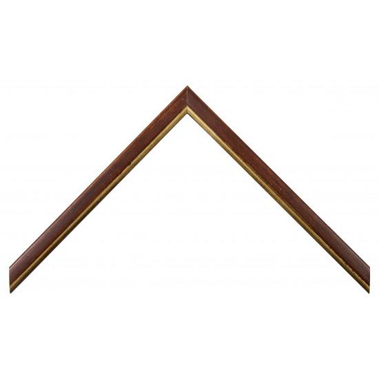 Деревянный багет Коричневый 15123053 в интернет-магазине ROSESTAR фото