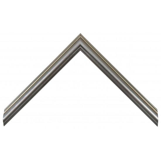 Деревянный багет Серебро 160.21.044 в интернет-магазине ROSESTAR фото