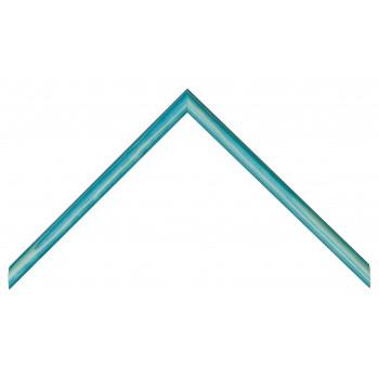 Деревянный багет Сине-зеленый 174.24.016
