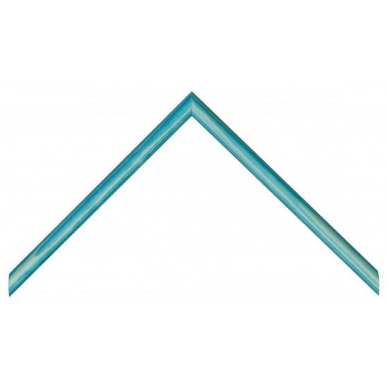 Деревянный багет Сине-зеленый 174.24.016 в интернет-магазине ROSESTAR фото