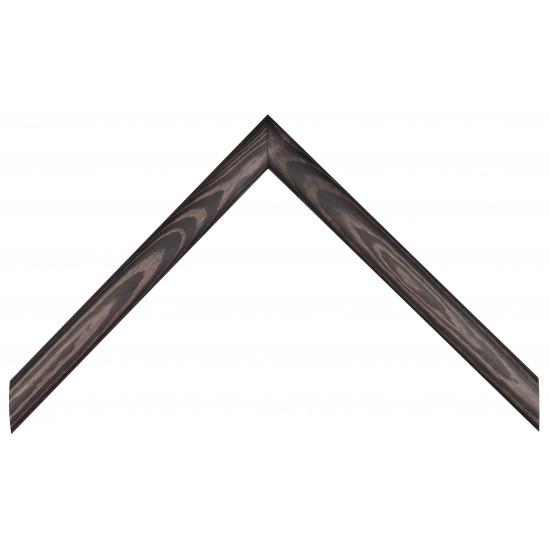 Деревянный багет Черный 175.24.045 в интернет-магазине ROSESTAR фото