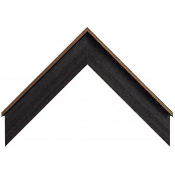 Деревянный багет Венге, коричневый 207.40.981